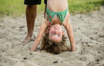 Kelowna Okanagan family beach Photography - Bieksa