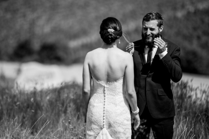Kelowna Photographer Lori Brown Photography | first look