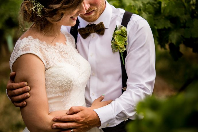 Kelowna Photographer Lori Brown Photography | Winery Wedding