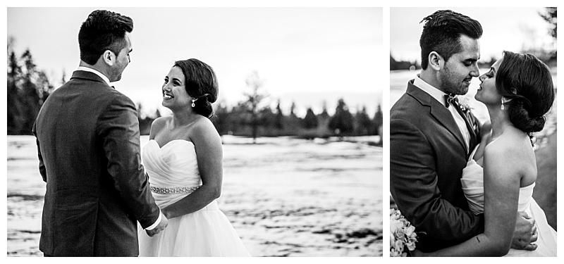kelowna wedding photographer langley golf donna peter