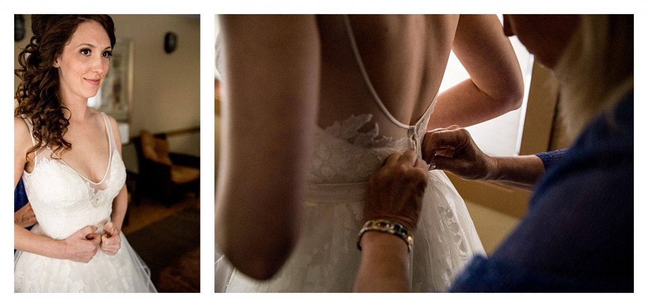 Tyler and Erin Big White Ski Resort Wedding | Kelowna Photographer Lori Brown
