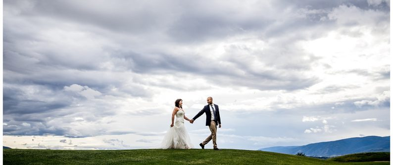 Kelowna wedding photographer | Harvest golf wedding photography