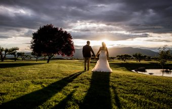 Brittany Sam harvest golf club wedding | Lori Brown Photography Kelowna