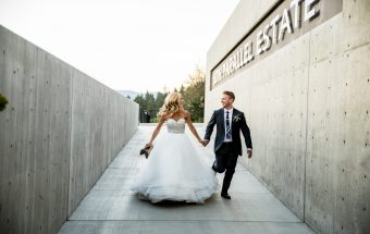 Tyler and Alex 50th Parallel Winery Wedding | Kelowna Photographer Lori Brown