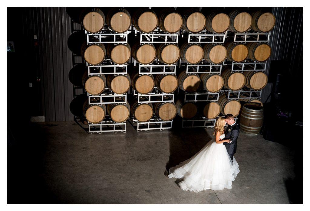 Tyler and Alex 50th Parallel Winery Wedding | Kelowna Photographer Lori Brown