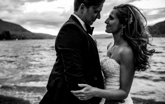 Jodi + Justin's Ponderosa Point Wedding