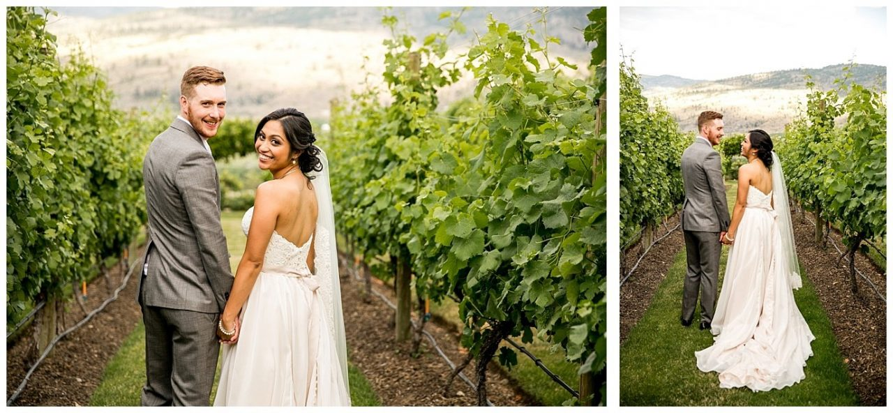 Tinhorn Creek Wedding - Kelowna wedding Photographer